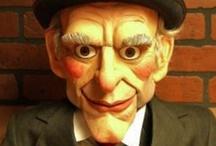 Ventriloquists' Dummies