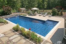 Pool/backyard