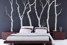 Grey Room  / Main bedroom redecoration