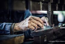 Au cœur des ateliers de fabrication des planchas... / Entrez au cœur des ateliers ENO à Niort - Poitou-Charentes depuis 1909. Découvrez nos savoir-faire Made in France.