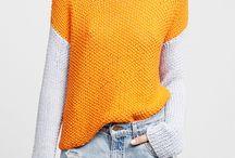 DIY - sweaters