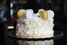 Marco's Cakes / #torturi #cakes #sweet #candy bar # food #macarons
