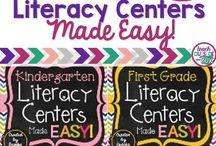 Literacy centre