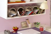 Organization and Storage / by Martha Stewart Living