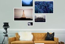 CoEdit Gallery Sets / Grouping photographs as a set not only is visually interesting, it tells a story. That story can be about a theme, color, feeling, a person. It adds a level of sophistication to an evolving art collection.