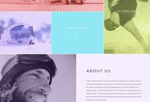 webdesign inspirations