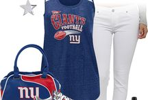 New York gaints / by Izzy Geesler