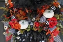 Halloween Decor / by Tina Mercer