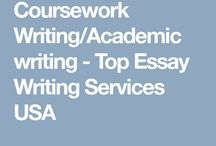 Coursework Writing Service - Buy Coursework Online