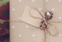 it's a wrap / gift wrap ideas