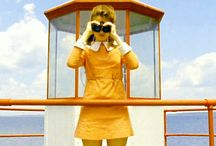 wes anderson photo shoot