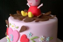 little pigs cake
