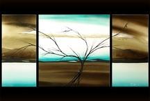Tres árbol / Tres árboles