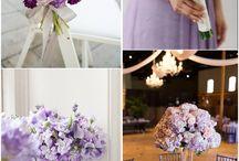 casamento lilás