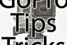 GoPro / Stuff to learn about my GoPro / by Holly McCaig