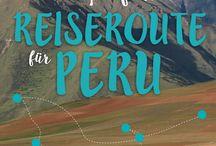 Südamerika / Reisetipps und Reiseinspiration für Südamerika