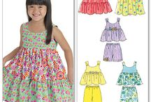 Birthday dress patterns ideas