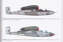 Heinkel He 162 Volksjäger Salamander