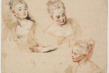 Antoine Watteau / Een tentoonstelling van 01 februari 2017 t/m 14 mei 2017. Baanbrekend en een van de belangrijkste schilders uit de kunstgeschiedenis, dat is Jean-Antoine Watteau (1684-1721). Met zijn poëtische scenes vol subtiele maar veelzeggende gebaren en blikken, creëerde hij een nieuw genre in de kunst dat licht, luchtig en elegant was. Zijn vernieuwende kunst betekende het begin van de Rococo stroming. Teylers Museum presenteert  de tentoonstelling in samenwerking met het Städel Museum in Frankfurt.