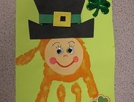 St. Patrick's Day / by Dell Wood