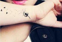 Tattoos / Un aforisma è solo un tatuaggio sulla lingua