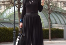 "Fashion&Style: Wide trousers / by ""Outfit Ideas, by Chicisimo"" Fashion iPhone App"