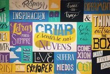 "Beautiful Letterings! / ""A arte da escrita bela"""