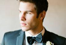 { Gorgeous grooms }