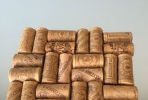 Cork art! / Things i make with the corks of the wines my boyfriend and i have shared over the years!