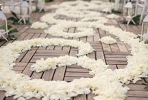 amazing aisles / by St. Augustine Weddings & Special Events