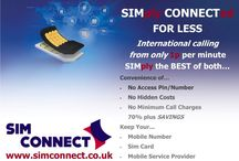 Sim Connect / All things mobile