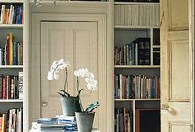 Bookshelves / by Rachel Laughlin