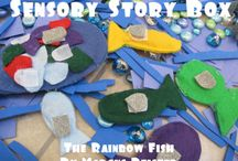 Sensory Story Box Ideas