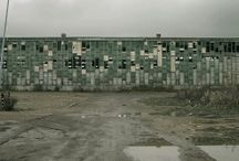 Industrial Photography / My #industrial and urbex  #photography, man altered landscape