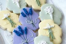 Печенье букеты