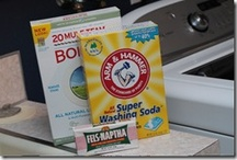 Momma Maid It / Cleaning products to make your home spic and span without all the harsh chemicals