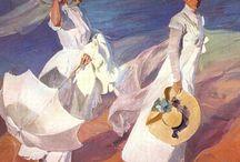 My favorite painter  Sorolla
