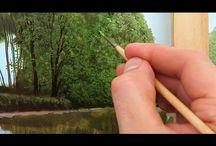 Yağlıboya video