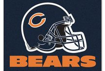 NFL - Chicago Bears Fan Gear / Chicago Bears NFL Tailgating Gear, Homegating Supplies and Man Cave Ideas and Merchandise