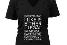 my favorite shirts
