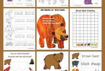 Picture book play-Brown bear brown bear what do you see