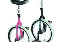 Ethjulet cykel / Ethjulet cykler til børn.