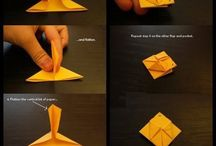Paper Origami / by Chris Parker