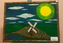 Mone1986 / Paesaggio dipinto