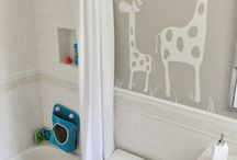 Bathrooms / by Chels Z