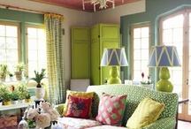 Living Room / Oturma Odası / by Tasarımcının Evi