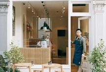 Coffee shop's