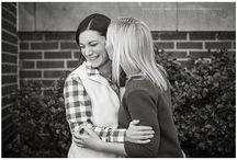 love is love: same sex engagements & weddings.
