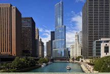 Trump Tower, Architekture / Impressions of Trump Buildings in USA.