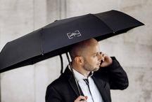 Urban Umbrella / Urban Umbrella - Dein edler Automatik Regenschirm aus recyceltem Polyester - www.urbanumbrella.de
